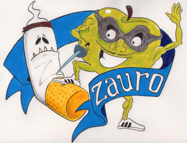 zauro blue portfolio